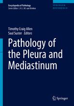 Pathology of the Pleura and Mediastinum / Book