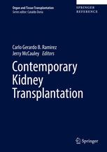 Contemporary Kidney Transplantation, Book + eReference