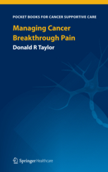 Managing Breakthrough Cancer Pain
