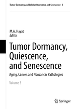 Tumor Dormancy, Quiescence, and Senescence Vol. 3
