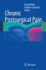 Chronic Postsurgical Pain