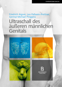 Ultraschall des äußeren männlichen Genitals