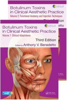 Botulinum Toxins in Clinical Aesthetic Practice, 2 Volume Set