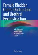 Female Bladder Outlet Obstruction and Urethral Reconstruction