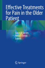 Effective Treatments for Pain in the Older Patient