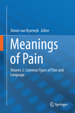 Meanings of Pain, Vol. 2