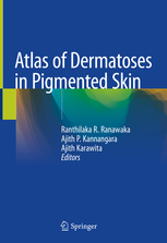 Atlas of Dermatoses in Pigmented Skin
