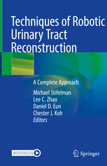 Techniques of Robotic Urinary Tract Reconstruction